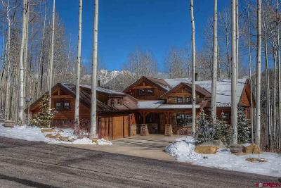 Durango CO Single Family Home NEW: $1,350,000