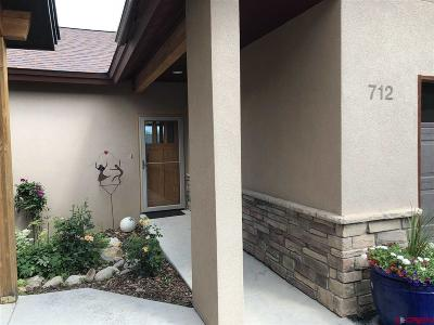 Durango Condo/Townhouse For Sale: 712 O'brien Drive