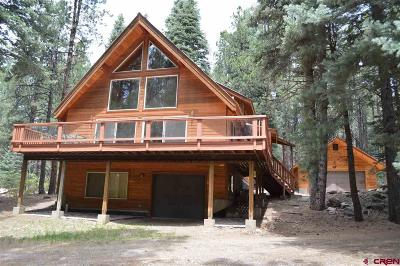La Plata County Single Family Home For Sale: 238 Mountain Shadow Dr.
