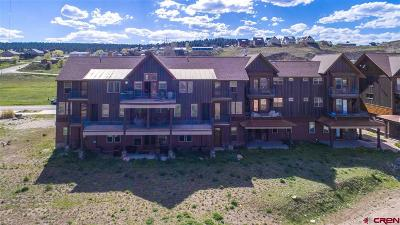 Pagosa Springs Condo/Townhouse For Sale: 502 S 5th Street #B8