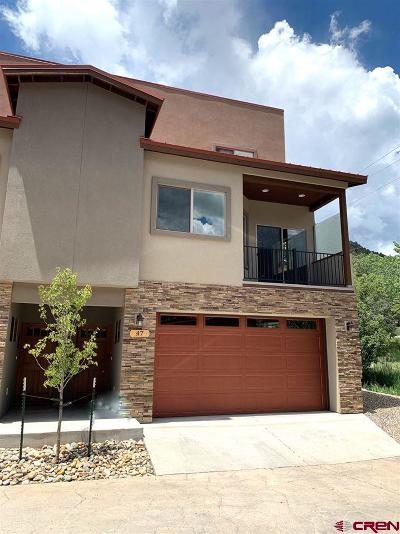 La Plata County Condo/Townhouse For Sale: 1422 Animas View Drive #47