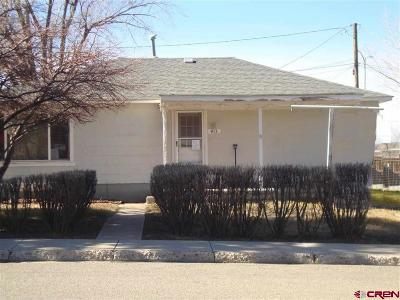 Cortez Single Family Home For Sale: 413 N Linden