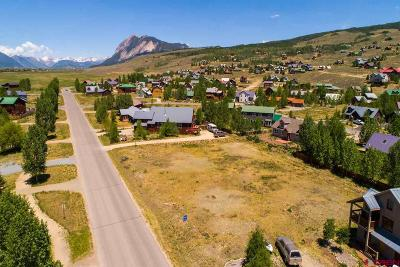 Crested Butte South Residential Lots & Land For Sale: 465 Teocalli Road