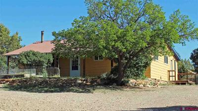 Cortez Single Family Home For Sale: 13557 Road 22