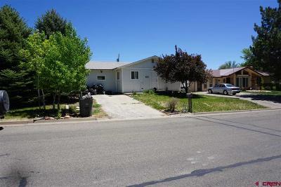Cortez Single Family Home For Sale: 514 S Cedar
