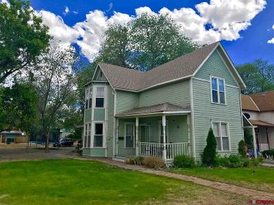 Montrose Multi Family Home For Sale: 130 S 3rd Street