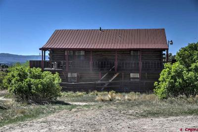 Mancos Single Family Home UC/Contingent/Call LB: 37800 Hwy 184