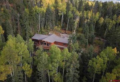 La Plata County Single Family Home UC/Contingent/Call LB: 1177 Lake Purgatory Drive