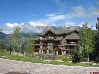 La Plata County Condo/Townhouse For Sale: 545 Skier Place #Peregrin