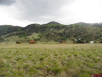 Creede Residential Lots & Land For Sale: 409 McCall Drive