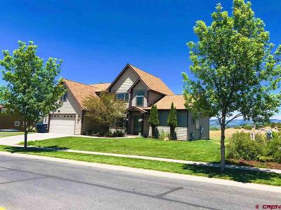 Bayfield Single Family Home UC/Contingent/Call LB: 405 Dove Ranch Road