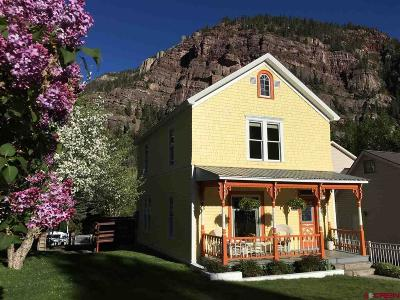 Ouray Single Family Home UC/Contingent/Call LB: 514 2nd Street