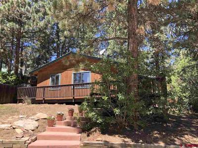 La Plata County Single Family Home UC/Contingent/Call LB: 66 Trail Wood Drive