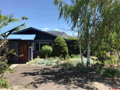 Crawford, Hotchkiss, Paonia Single Family Home For Sale: 40399 Sage Lane