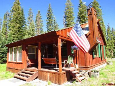 Cedaredge Single Family Home For Sale: 26691 High Drive