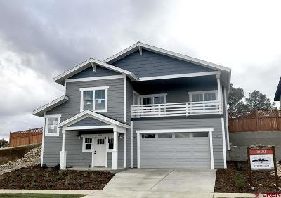 La Plata County Single Family Home For Sale: 445 Oxbow Circle