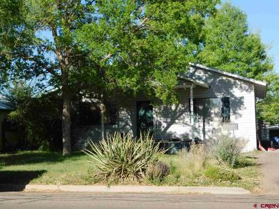 Cortez Single Family Home UC/Contingent/Call LB: 412 S Maple Street