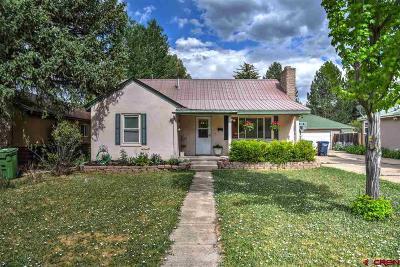 La Plata County Single Family Home For Sale: 2666 W 2nd Avenue