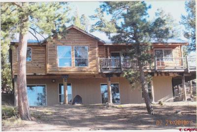 Gunnison Single Family Home For Sale: 43370 Quartz Hill Road
