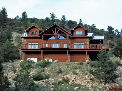 South Fork CO Single Family Home For Sale: $749,000