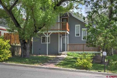 La Plata County Single Family Home UC/Contingent/Call LB: 3208 E 6th