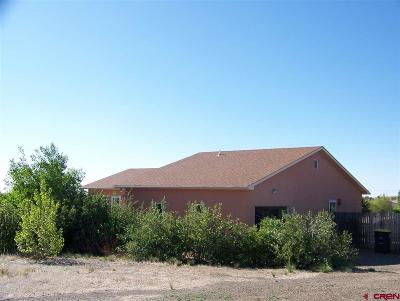 Del Norte Single Family Home UC/Contingent/Call LB: 5954 W County Road 5n