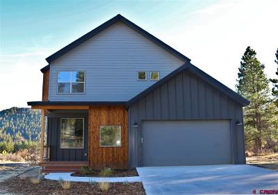 La Plata County Single Family Home For Sale: 45 Hay Barn Road
