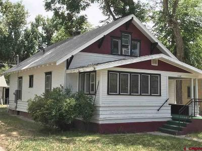 Montrose Single Family Home For Sale: 1148 S 1st Street