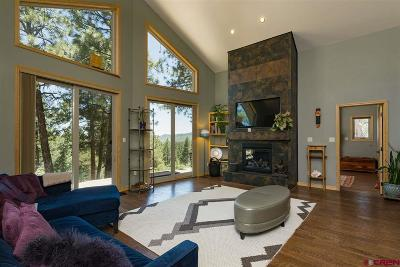 La Plata County Single Family Home UC/Contingent/Call LB: 191 Lane Drive