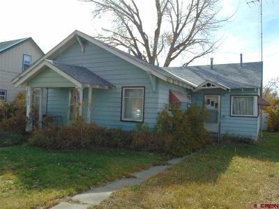 Del Norte Single Family Home For Sale: 1055 Grand Avenue