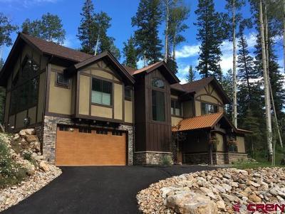 La Plata County Single Family Home For Sale: 20 Vermillion Drive