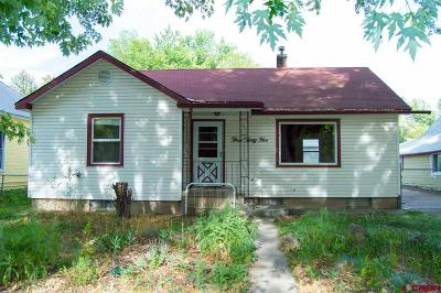 Paonia Single Family Home UC/Contingent/Call LB: 335 Box Elder Avenue