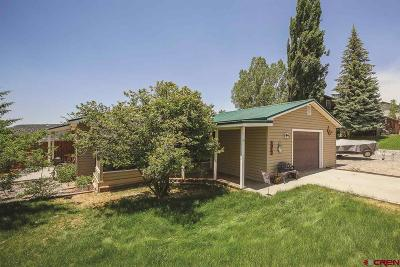 Bayfield Single Family Home UC/Contingent/Call LB: 1027 N Cedar Drive