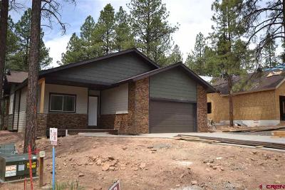 La Plata County Single Family Home For Sale: 256 Hay Barn Road