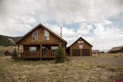 Creede Single Family Home UC/Contingent/Call LB: 216 Conour Road