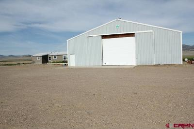 Monte Vista Mobile/Manufactured For Sale: 8233 State Highway 15