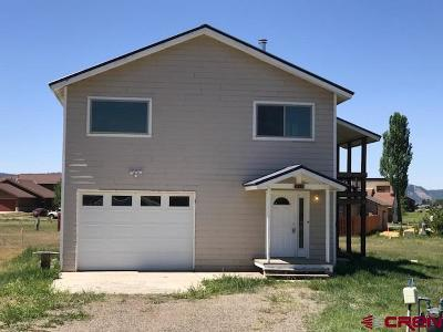 Pagosa Springs Single Family Home For Sale: 35 S Stymie Court