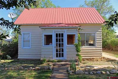 Mancos Single Family Home UC/Contingent/Call LB: 504 Bauer