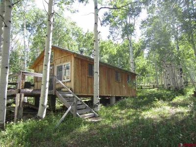 Montrose Single Family Home For Sale: 58641 Deer Trl