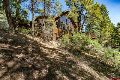 Pagosa Springs Single Family Home UC/Contingent/Call LB: 621 Cool Pines Drive