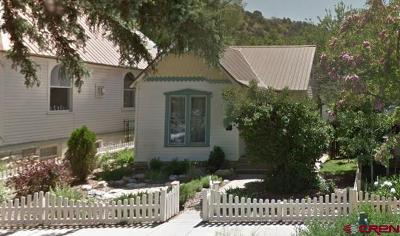 Durango Single Family Home UC/Contingent/Call LB: 966 E 4th Avenue