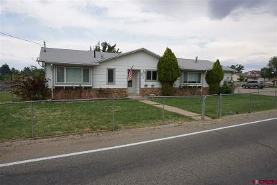 Cortez Single Family Home UC/Contingent/Call LB: 901 S Oak Street