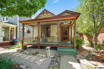 La Plata County Single Family Home UC/Contingent/Call LB: 469 E 3rd Avenue