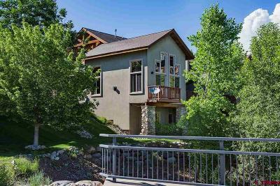 Durango Condo/Townhouse UC/Contingent/Call LB: 116 River Oaks Court