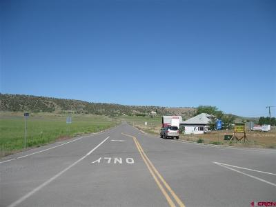 Montrose Residential Lots & Land For Sale: 68671 Vernal Rd/S. Highway 550