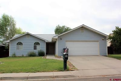 Cortez Single Family Home UC/Contingent/Call LB: 414 N Colorado