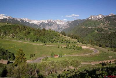 Telluride Residential Lots & Land For Sale: 102 Aldasoro Boulevard