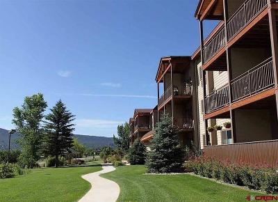 Durango Condo/Townhouse For Sale: 1700 County Road 203 #A302