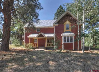 Durango Condo/Townhouse For Sale: 308 Silver Queen #102C