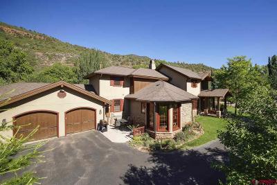 La Plata County Single Family Home For Sale: 80 Twilight Trails Circle